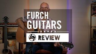 Furch Guitars - We've reviewed their range, Orange, Yellow, Green, Blue? Oh my!  | Better Music