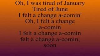 KT Tunstall - Hold on Lyrics