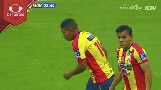Gol de Edison Flores | Cruz Azul 0 - 1 Morelia | Clausura 2019 - J17 | Televisa Deportes