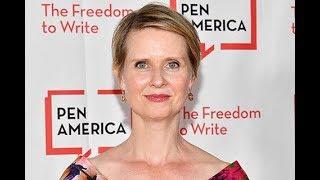 """Звезда сериала """"Секс в большом городе"""" Синтия Никсон рассказала, что ее дочь трансгендер"""
