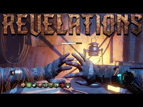 "REVELATIONS ""DRAGON SHIELD"" GUIDE! Zombie Shield Part Locations Tutorial! (Black Ops 3 Zombies)"