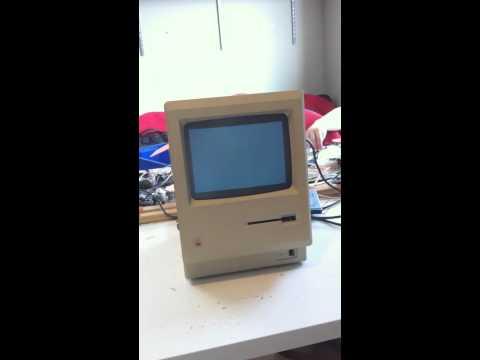 Mac 512K - It is alive!