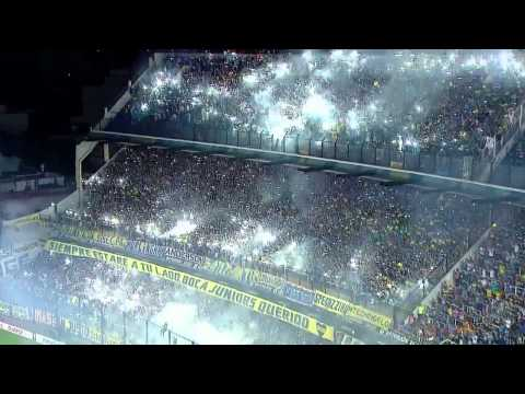 La Bombonera  - Boca Juniors Amazing Entrance Vs. River Plate