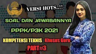 Contoh Soal Dan Kunci Jawaban P3k Guru Terbaru Materi Kompetensi Teknis Seleksi Pppk 2021 Cute766