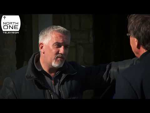 BIG CONTINENTAL ROAD TRIP (ITALY) - PAUL HOLLYWOOD - NORTH ONE TELEVISION