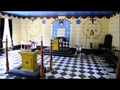 Inside the Freemason Temple (HD)