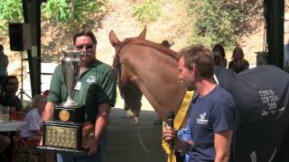 2013 TEVIS & HAGGIN CUP WINNERS  Gold Country Videos