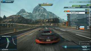 Need For Speed Most Wanted 2012 : Oh ! No!! Strix!!!