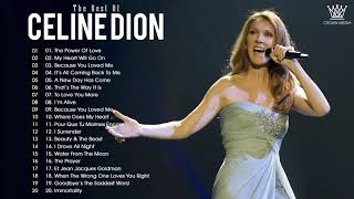 Celine Dion Greatest Hits Full ALbum 2021 - Celine Dion Best Songs 2021
