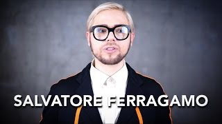 видео Salvatore Ferragamo