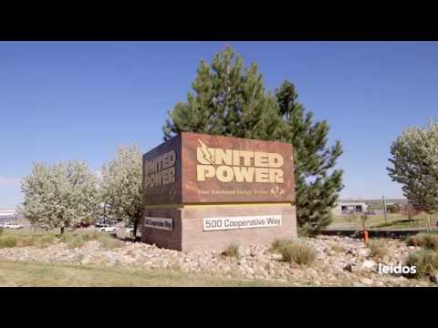 United Power Discusses Leidos Smart Grid as a Service