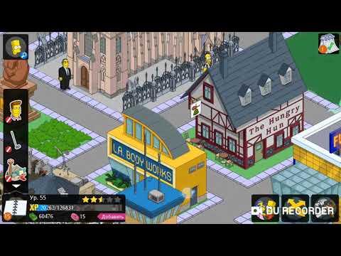 НОВЫЕ СКИНЫ СПОРТСМЕНОВ НА СИМПСОНОВ! Simpsons: Tapped Out. Отчёт #3