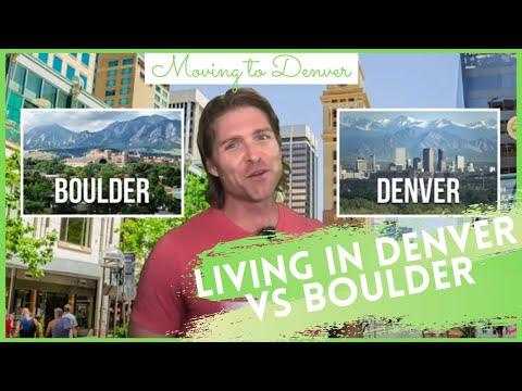 Moving To Denver Vs Boulder   What Living In Denver Vs Living In Boulder Colorado Is Like