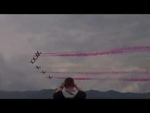 Patrulla Aguila - Spanish Air Force - AIRPOWER 2013