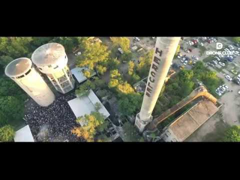 Drone Club en La Fabrica - Boris Brejcha -