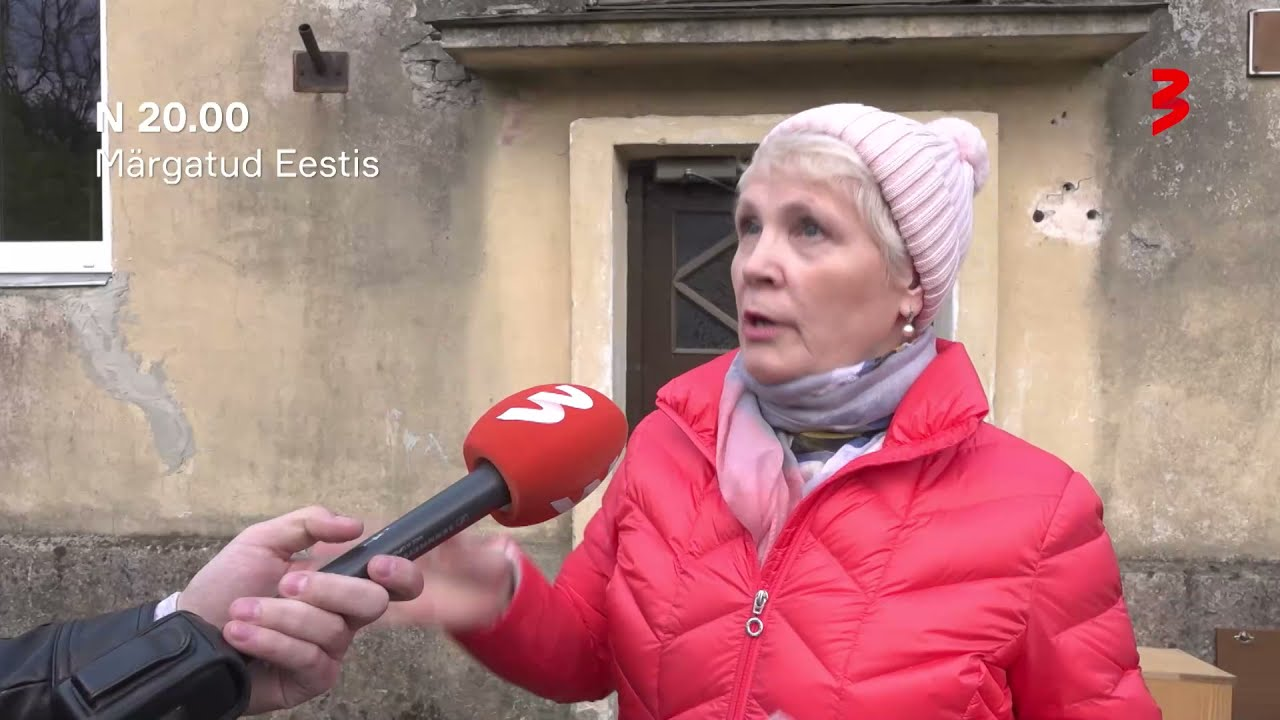 """""""Märgatud Eestis"""" N 20.00 TV3s!"""