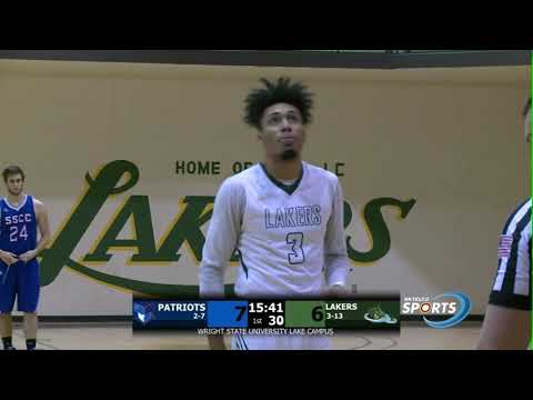 Southern State Community College at Wright State University Lake Campus Mens Basketball 12-07-2018