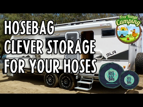 Hosebag, Clever Caravan/Motorhome Storage For Your Hoses