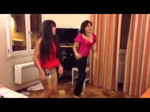 Norma & Christina – Zumba in Italy