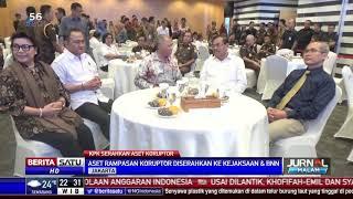 KPK Serahkan Barang Rampasan dari Koruptor ke Kejagung