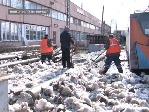 Состояние территорий возле магазинов возьмут под контроль в администрации Вологды