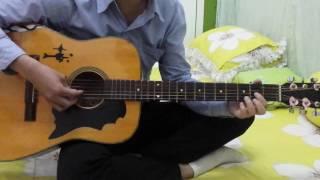 8 ngàn 6 vạn 400 lần nhớ e guitar (Daisy BI)