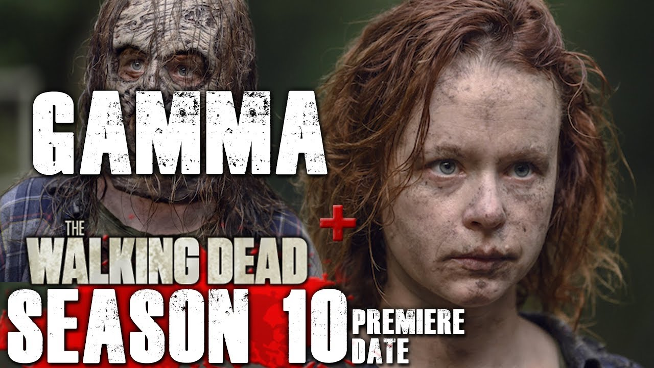 The Walking Dead Season 10 New Whisperer Gamma Premiere Date Social Engineering In Twd