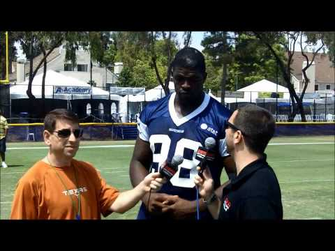 Cowboy Interview - Clifton Geathers