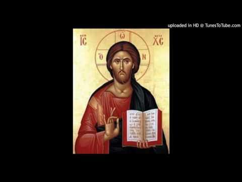 Resurrectional Theotokion Tone 1