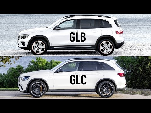 2020 Mercedes-Benz GLB Vs Mercedes-Benz GLC