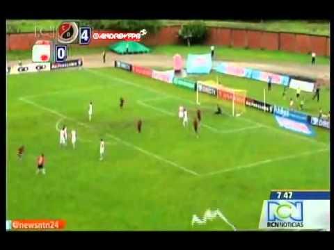 Download Goles Ccuta (4) vs Santa Fe (0)   Liga Postobn 2012 II   .wmv