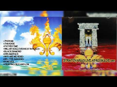 Stratovarius - Live at Roskilde Fest (Full Bootleg) 2001 Denmark