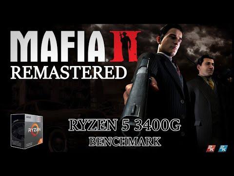 Mafia II: Definitive Edition - Ryzen 5 3400G Benchmark |