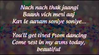 Baby Doll   Lyrics & Translation   Ragini MMS 2  2014