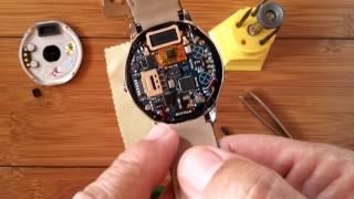 No.1 D5 Smartwatch: Partial Teardown