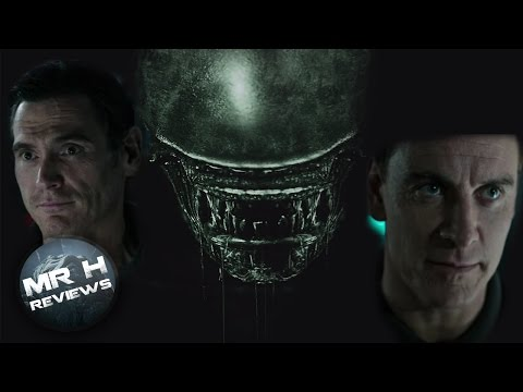The Engineers Revealed in Alien: Covenant