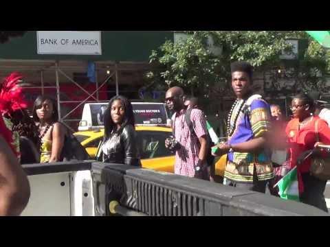 SHAMELESS NAKED DANCER AT NIGERIAN 53RD INDEPENDENCE ANNIVERSARY OCT 5,2013-RR thumbnail