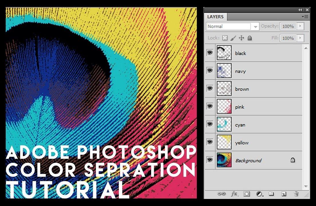 Color adobe online - Color Separation In Adobe Photoshop Online Digital Art