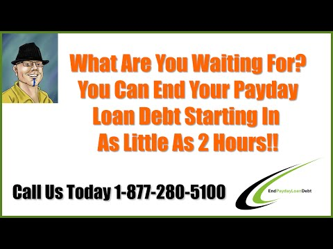 Legitimate Payday Loan Consolidation Programs from YouTube · Duration:  1 minutes 56 seconds