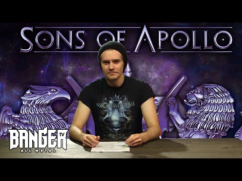 SONS OF APOLLO MMXX Album Review | Overkill Reviews