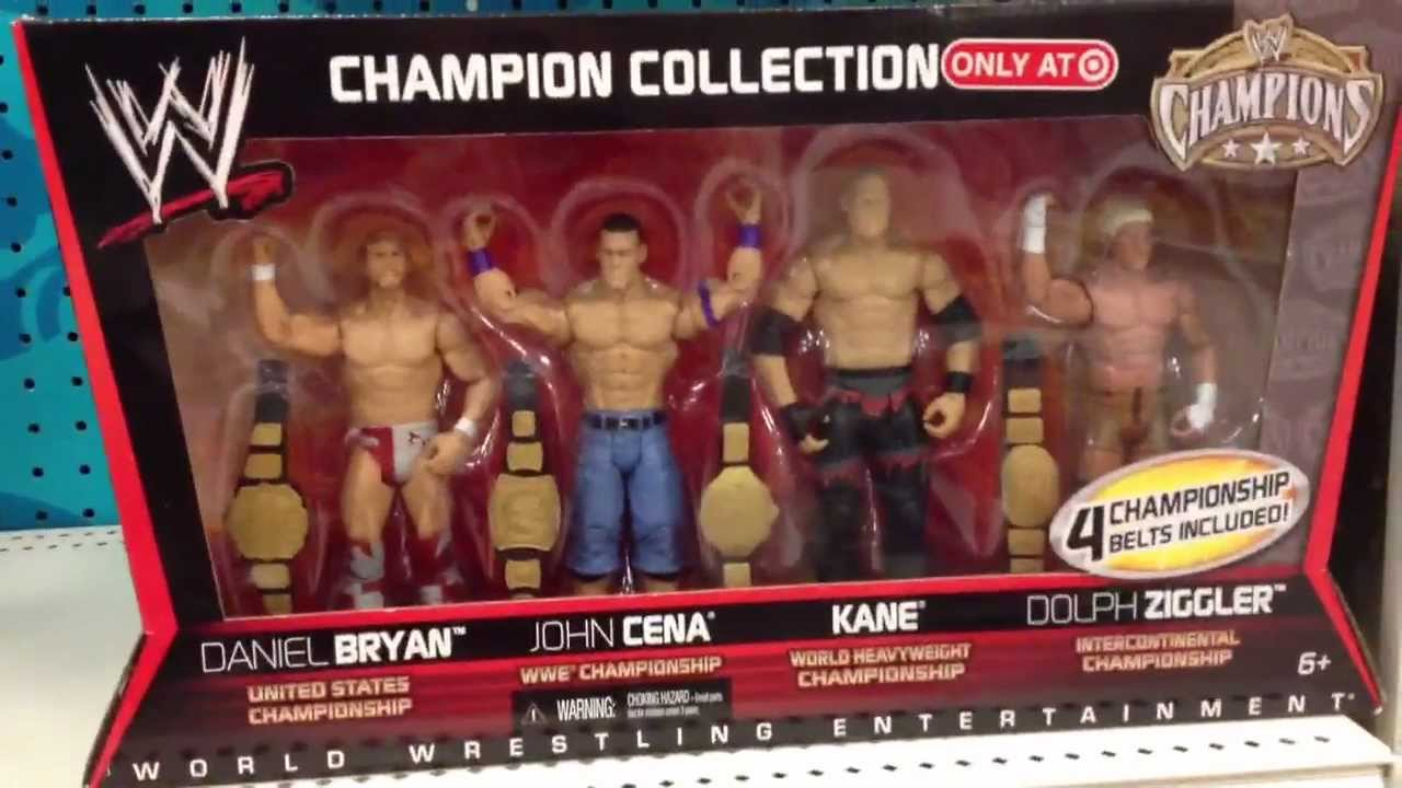 Youtube Wrestling Toys 115