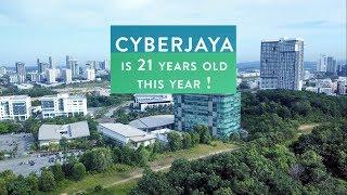 Cyberjaya is 21 Years Old!