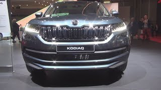 Škoda Kodiaq Laurin&Klement 7-Seat 2.0 TSI 190hp DSG7 4x4 (2019) Exterior and Interior