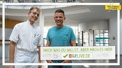 Ausbildung zum Gesundheits- und Krankenpfleger beim Erzgebirgsklinikum Annaberg | Erzgebirge LIVE