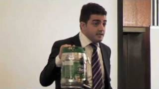 Toastmasters Humorous Speech Contest 2nd Place (2010, District 70, NSW, Australia)