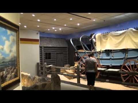 US Army Transportation Museum VA, Family Vacation of 2012.