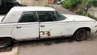 1965 Chrysler Imperial - For Sale