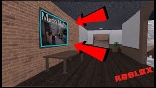 Never hide in a hiding space\ Roblox Murder Mystery 2