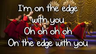Baixar Glee - Edge of Glory (Lyrics)