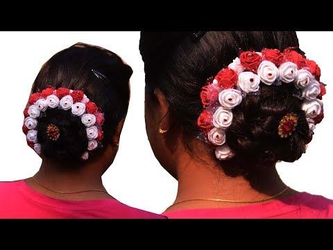 Artificial Gajra | Plastic roses Gajra | Handmade | Jewelry